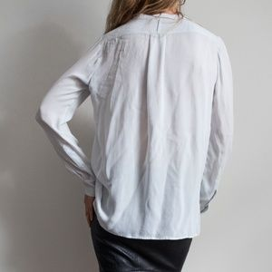 Vince Tops - Vince Silk Shirt